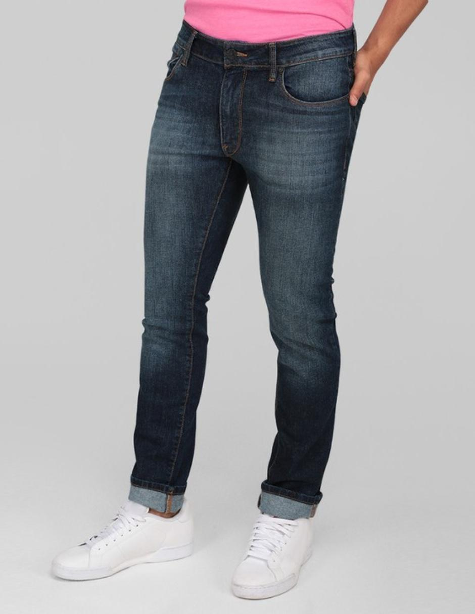 Jeans Silver Plate Corte Skinny