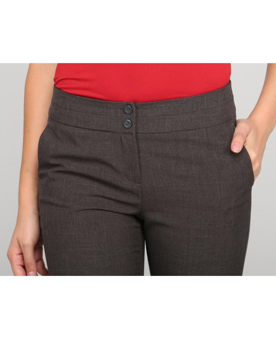 Pantalon Non Stop By Metropolis Basico Corte Recto