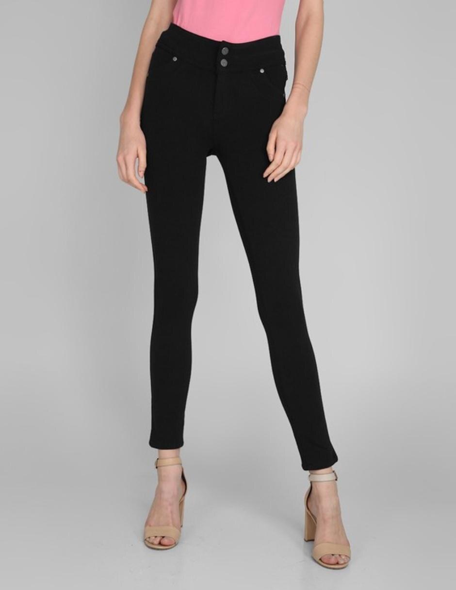 Legging Oh Pomp Tipo Jeans